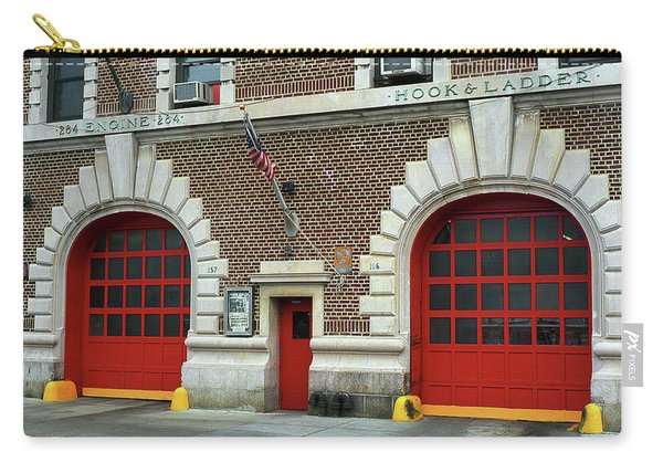 Brooklyn Firehouse Double Doors 2001 Carry-all Pouch