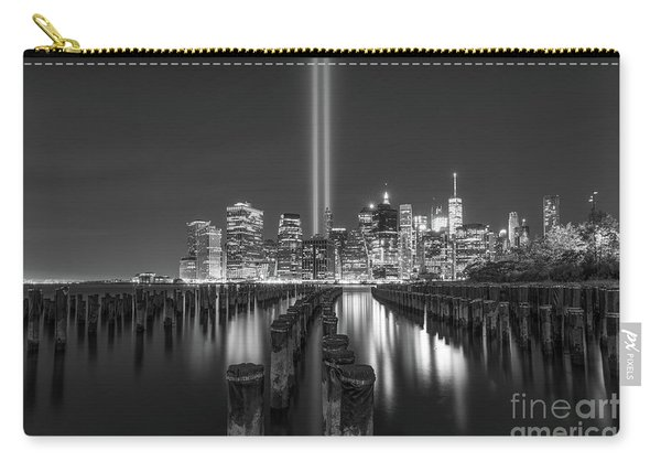 Brooklyn Sticks September 11th Memorial Bw Carry-all Pouch