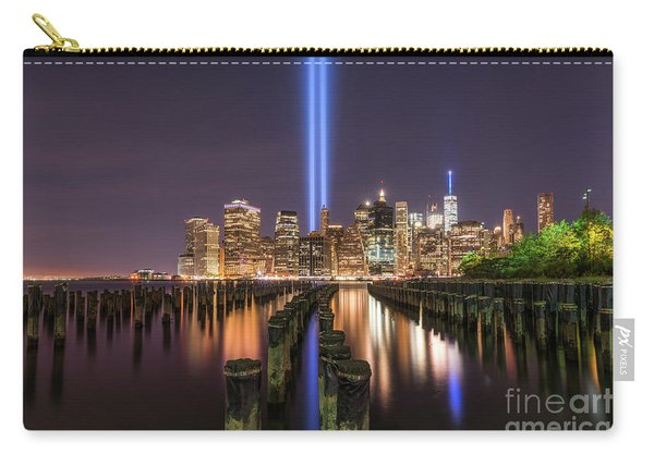 Brooklyn Sticks September 11th Memorial  Carry-all Pouch
