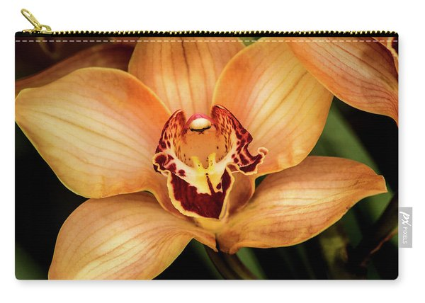 Brookside Orchid Carry-all Pouch