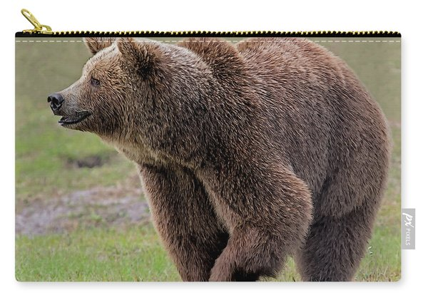 Brown Bear 14.5 Carry-all Pouch