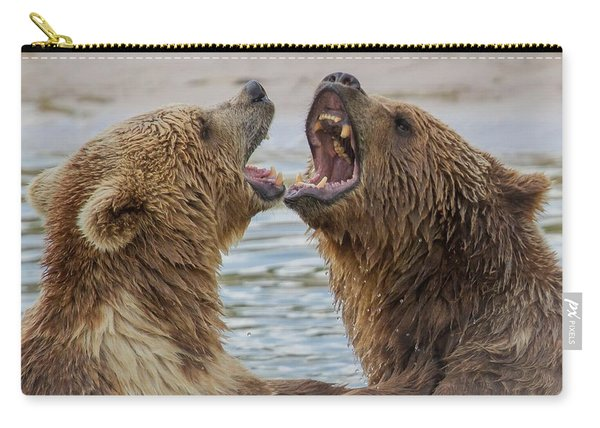 Brown Bears4 Carry-all Pouch