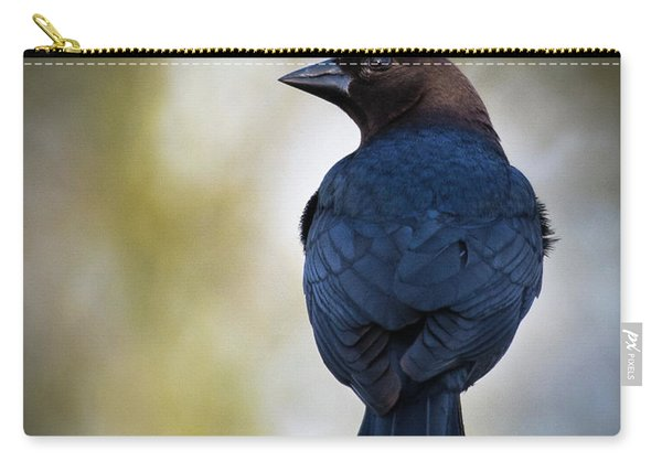 Brown-headed Cowbird Carry-all Pouch