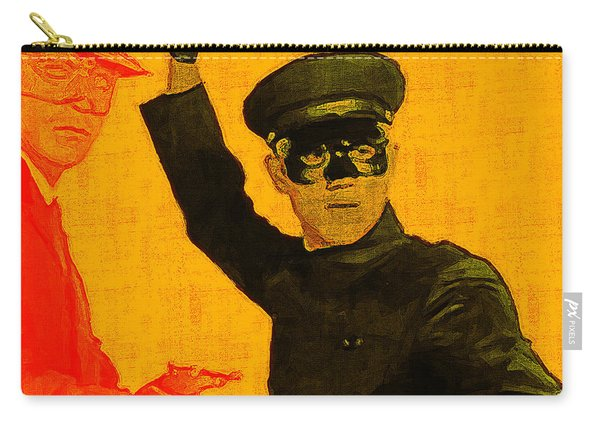 Bruce Lee Kato And The Green Hornet - Square Carry-all Pouch