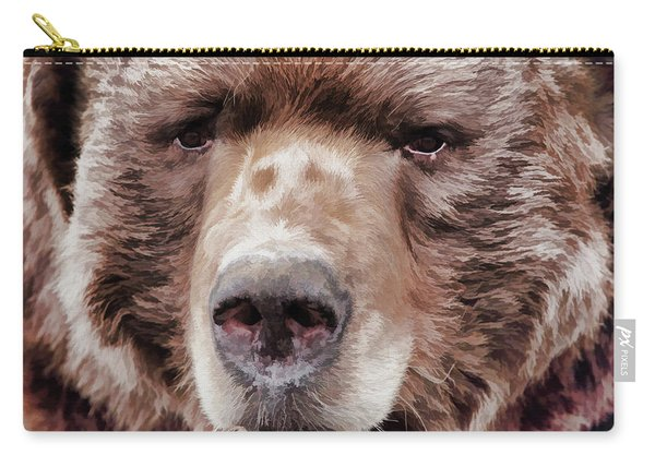 Bruin Carry-all Pouch