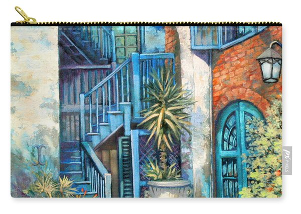Brulatour Courtyard Carry-all Pouch