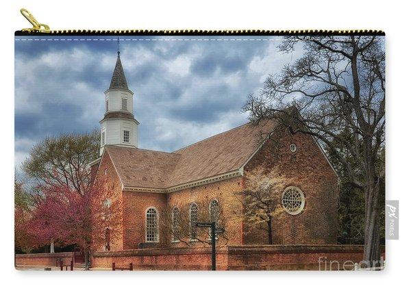 Bruton Parish Church Carry-all Pouch