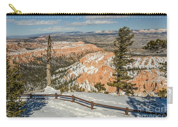 Bryce Amphitheater From Bryce Point Carry-all Pouch