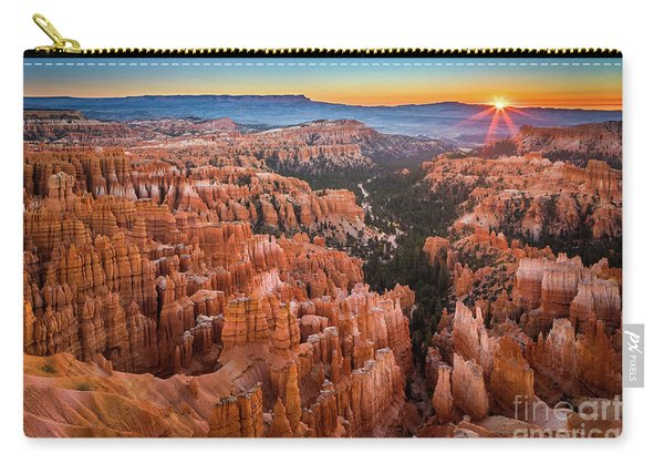 Bryce At Dawn Carry-all Pouch