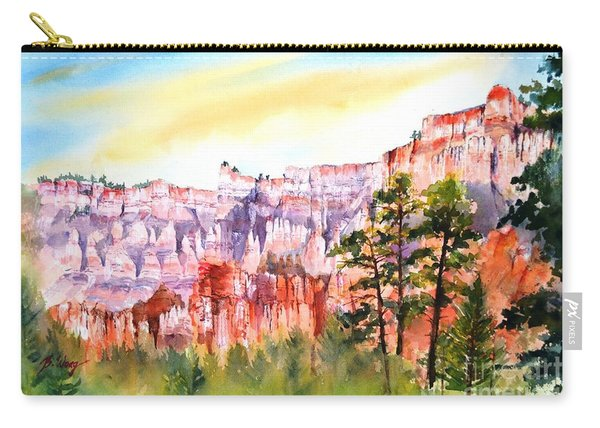 Bryce Canyon #3 Carry-all Pouch