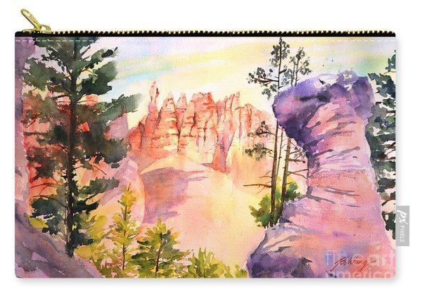 Bryce Canyon #4 Carry-all Pouch