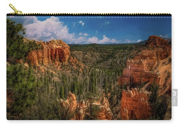 Bryce Canyon From The Top Carry-all Pouch