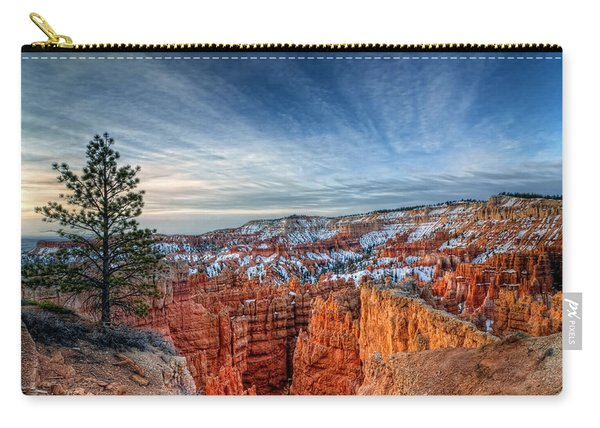 Bryce Canyon Sunrise Carry-all Pouch