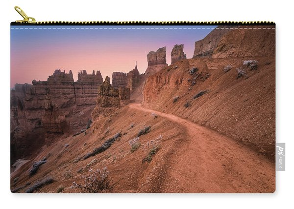 Bryce Canyon Sunset Carry-all Pouch