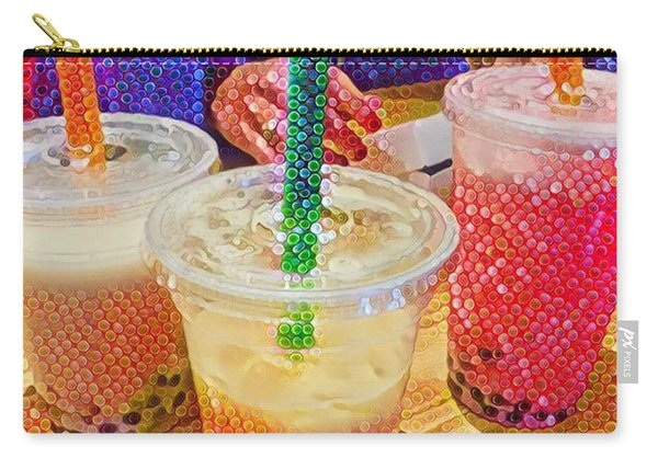 Bubble Tea For Three Carry-all Pouch