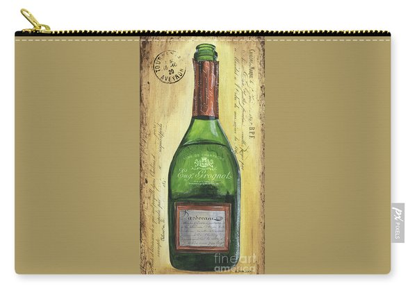Bubbly Champagne 3 Carry-all Pouch