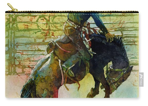 Bucking Rhythm Carry-all Pouch