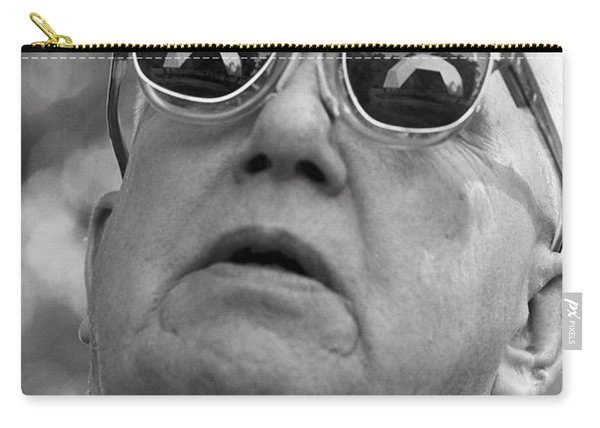 Buckminster Fuller Carry-all Pouch