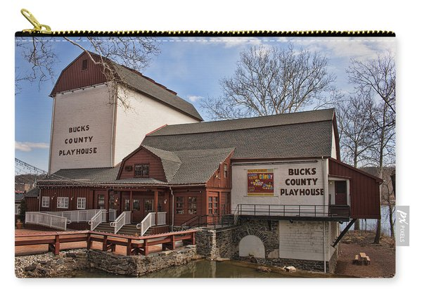 Bucks County Playhouse I Carry-all Pouch