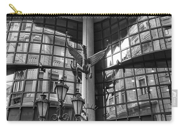Budapest Reflections Carry-all Pouch