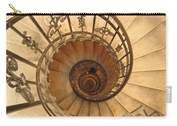 Budapest Staircase Carry-all Pouch