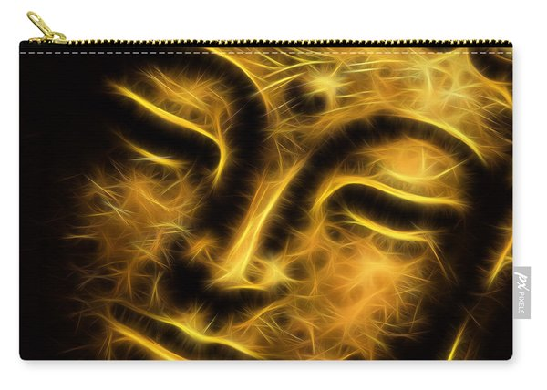 Buddah Collection Carry-all Pouch