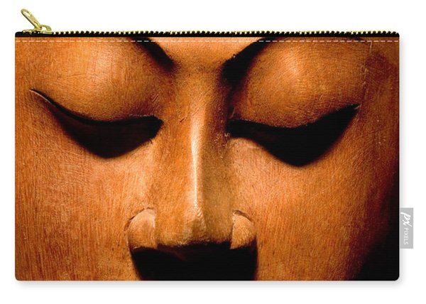Buddha Calm Carry-all Pouch