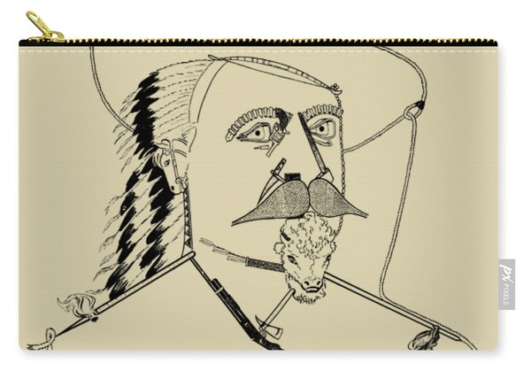 Buffalo Bill's Wild West - American History Carry-all Pouch