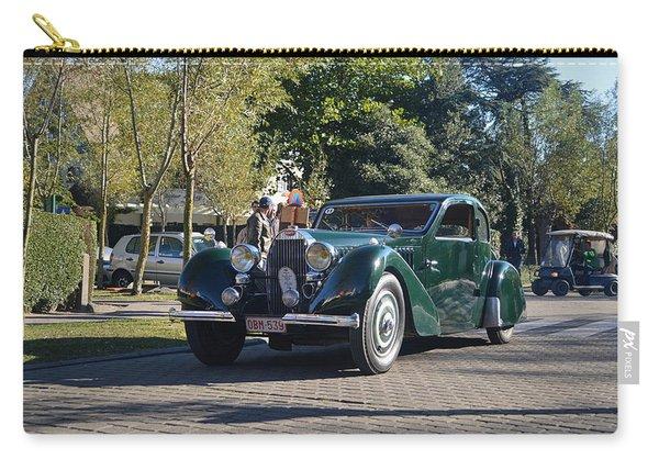 Bugatti T57 Ventoux Carry-all Pouch