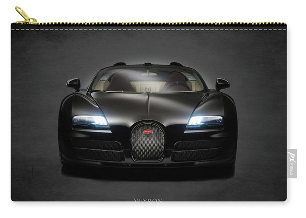 Bugatti Veyron Carry-all Pouch
