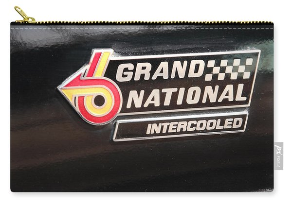Buick Grand National Emblem Carry-all Pouch