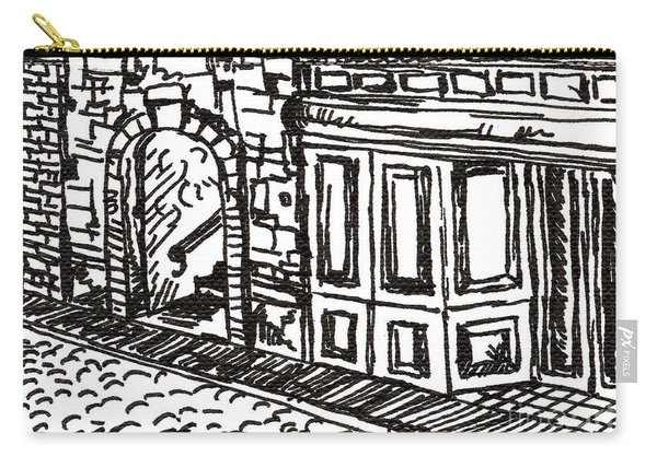 Buildings 2 2015 - Aceo Carry-all Pouch