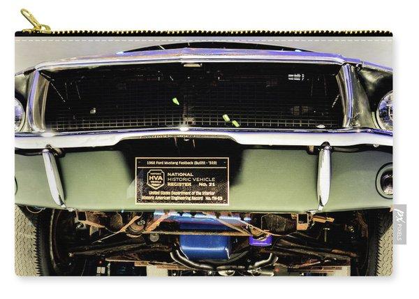 Bulitt Front View Carry-all Pouch