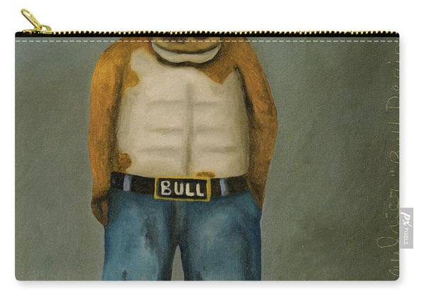 Bull Denim Carry-all Pouch