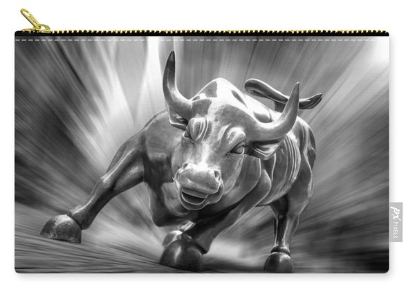 Bull Market Carry-all Pouch