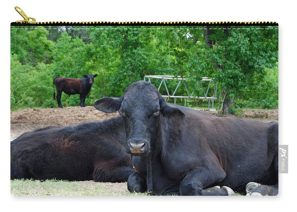 Bull Relaxing Carry-all Pouch