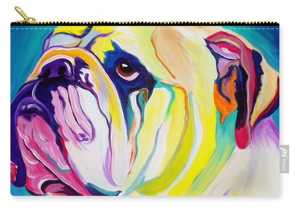 Bulldog - Bully Carry-all Pouch