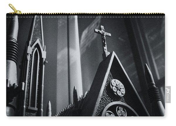Bullet Church Carry-all Pouch
