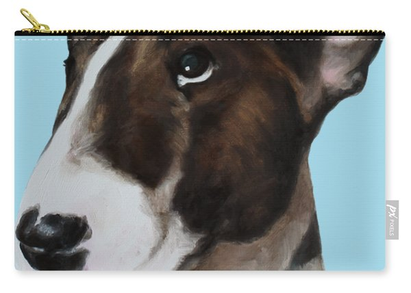 Bully And Bee Carry-all Pouch