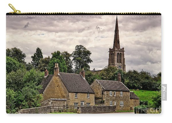 Bulwick Village Northamptonshire Carry-all Pouch