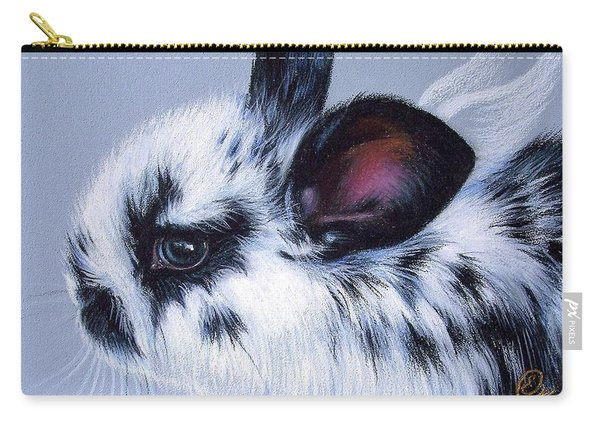 Bunny Angel Carry-all Pouch