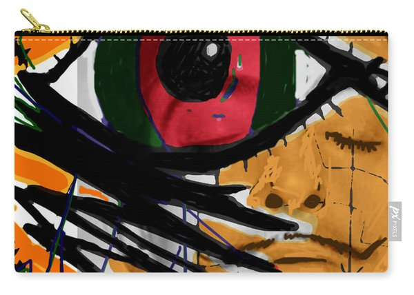 Bunuel Chien Andalou Poster  Carry-all Pouch