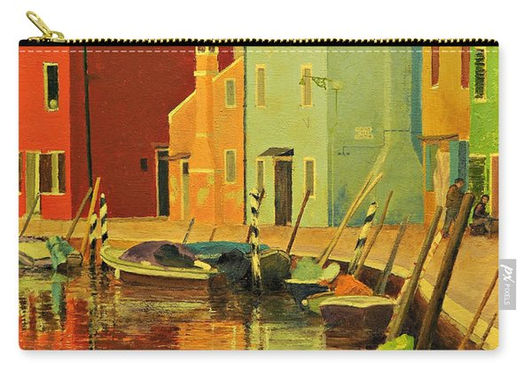 Burano, Italy - Study Carry-all Pouch