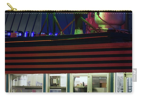 Burger House Hillcrest Carry-all Pouch