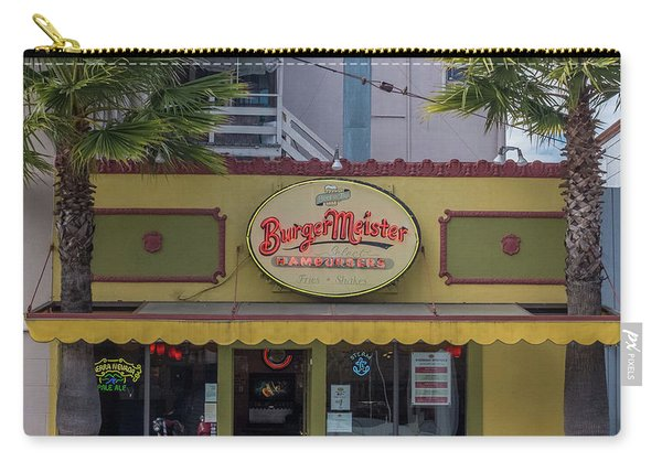 Burgermeister Restaurant, San Francisco Carry-all Pouch