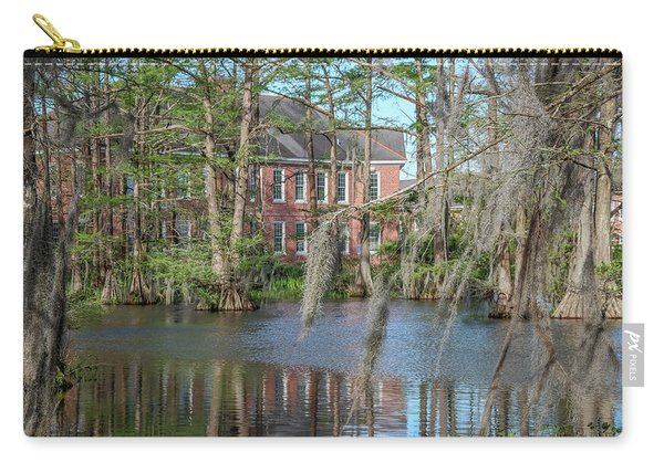 Burke Hall Cypress Lake Carry-all Pouch