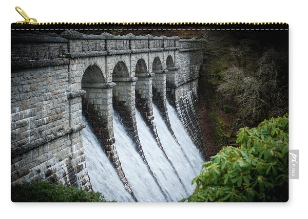 Burrator Reservoir Dam Carry-all Pouch