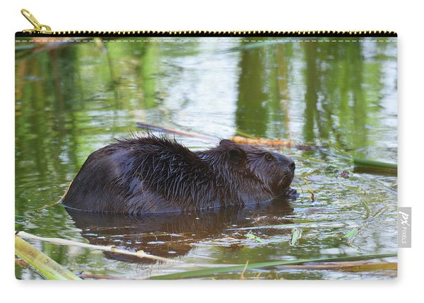 Busy Beaver Carry-all Pouch