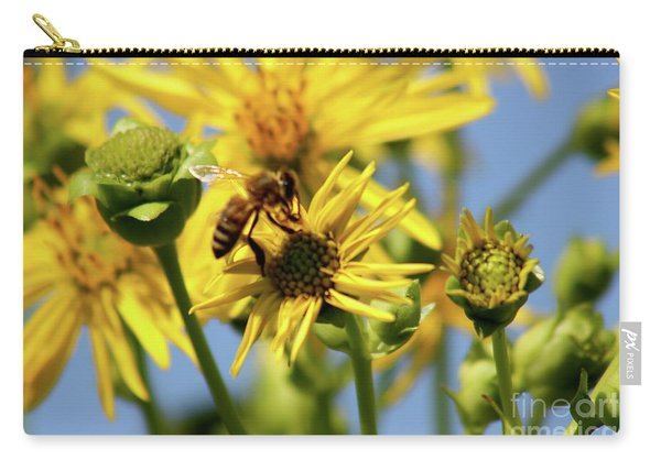 Busy Bee Carry-all Pouch