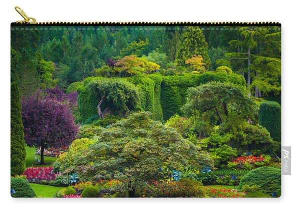 Butchart Gardens Sunset Carry-all Pouch